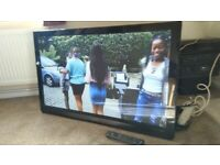 Panasonic Smart Viera 42 inch TV with Freeview 1080p