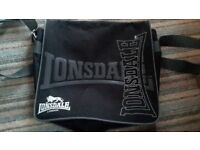 Londsdale satchel/laptop bag £5
