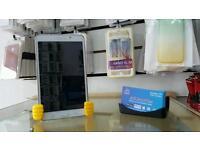 Orignal Samsung Galaxy Tab 4 Uk Stock SM-T230-White-8GB,Wi-Fi,7inch-Like New Condition With Warranty