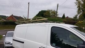 Roof rack for 09 peugeot expert in very good condition.