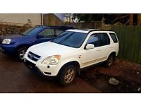 Honda Crv 2.0 vtec - Breaking For Spares