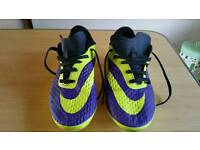 Nike size 5.5 football boots.