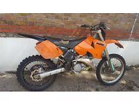 Ktm sx yz rm kx 125 need it gone today £800ONO
