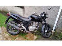 2012 Sinnis Stealth 125cc