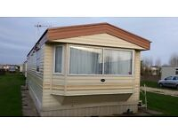 Caravan for sale at Skegness .MAKE ME AN OFFER AND YOU COULD OWN IT FROM AUG 19 2 WEEKS PEAK HOLIDAY