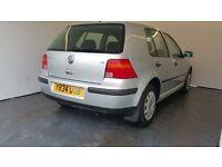 2001 | Volkswagen Golf 1.6 SE 5dr | Automatic | 2 Former Keepers | 9 Months MOT | HPI Clear