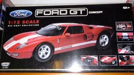 Ford GT Concept collectors model