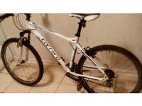 Mens Carrera Valour Bike Excellent Condition