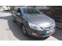 2011 Vauxhall Astra 1.7 CDTI (£30 A YEAR ROAD TAX)