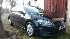 VW Golf 1.2 TSI S MK7 5dr (start/stop) 2013 BlueMotion