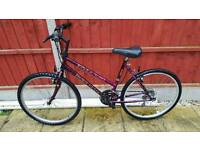 Great womens 26inch Falcon mountain bike in good condition all fully working