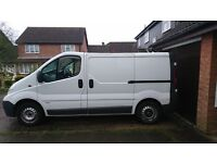 Clean and tidy van, recent new clutch, needs 2 new front tyres. Only selling due to new company van.