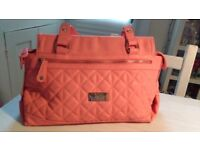 NEW XTi Territory women's handbag in coral