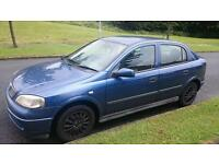 Vauxhall astra 1.6 2002 automatic