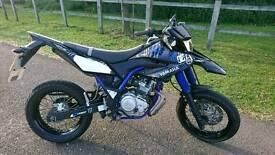 Yamaha wrx 125