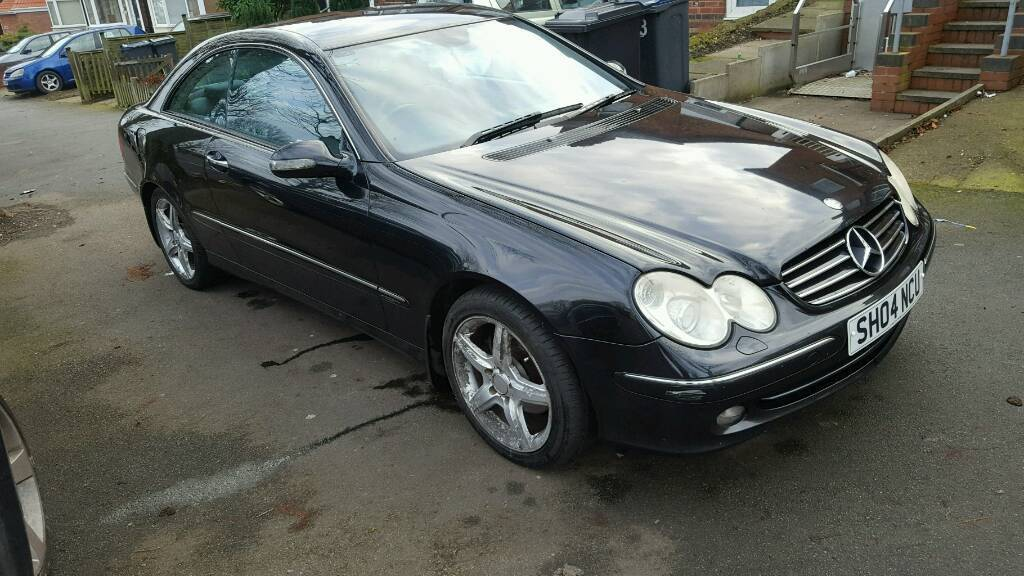 mercedes clk 270 cdi avantgarde in hall green west midlands gumtree. Black Bedroom Furniture Sets. Home Design Ideas