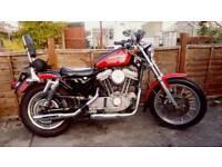 Harley Davidson 1200 Sportster Sport