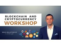 London Bitcoin and Cryptocurrency 1 day Masterclass Workshop