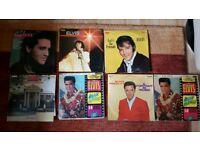 Original Elvis Presley Record Albums