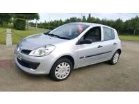 Clio 5 doors Small Engine Cheap Insurance Full Year Mot Low Mileage Welcome Part Ex Swap