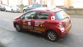 1st 5 driving lessons £15 each