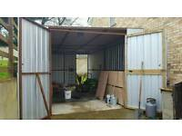 home made shed/garage for sale