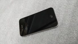 iPhone 4S 16GB Black in O2