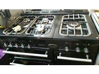 Fully refurbished 90cm dual fuel rangemaster