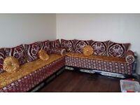 Arabic Moroccan sofa
