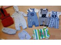 Baby boy 3-6 months bundle (bundle 4)