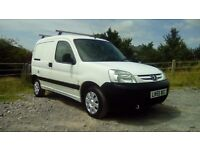 2005 Peugeot Partner 2.0 HDI Diesel - TWIN SIDE DOORS, NEW CLUTCH, NEW CAMBELT, FULLY SERVICED