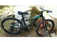 Ladies Specialized Myka sport mountain bike 24 speed disc brakes
