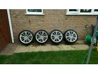 Bmw Msport Alloys