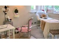 Beauty salon room to rent £25 per day