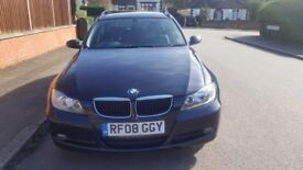 BMW 3 Series 2.0 318d SE Edition Touring 5dr FSH, LEATHER