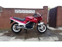 KAWASAKI GPZ500S FOR PROJECT OR SPARES