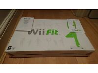 Nitendo Wii Fit Balance board. Original packaging and Manual. In superb condition.