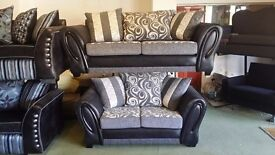 DISPLAY MODEL GREAT QUALITY SOFA SUITE