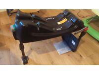 Baby car seat Isofix car cradle frame