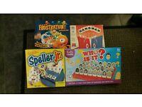 Childrens board games