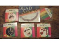 Jewellery making dvds and book