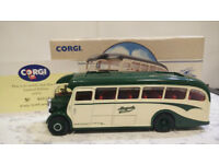 CORGI CLASSIC COMMERCIALS DIECAST MODEL No 97210 LEYLAND TIGER MAYPOLE COACH