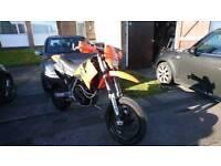 Ktm lc4/640 super moto