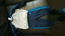 Boy Adidas tracksuit 9-12month