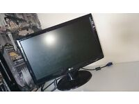 LG - FLATRON W1943SB Monitor (with Cables)