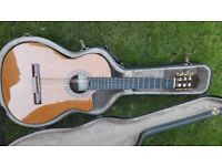 Alhambra 5P CW Electro Classical Cutaway Guitar - 1993 - COST £895 NEW