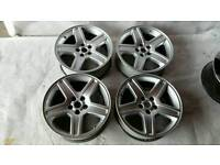 Chrysler 300 alloy wheels