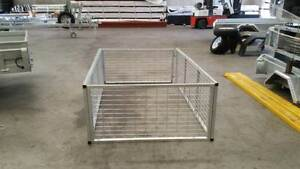 6x4 Trailer Cage-Galvanised Glenorchy Glenorchy Area Preview