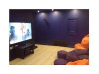 CINEMA ROOM! FAB STUDENT HOUSE VERY CLOSE TO UNI
