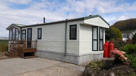 STUNNING PRE-OWNED WILLERBY ASPEN FOR SALE SEA VIEWS ARDMILLAN CASTLE HOLIDAY PARK